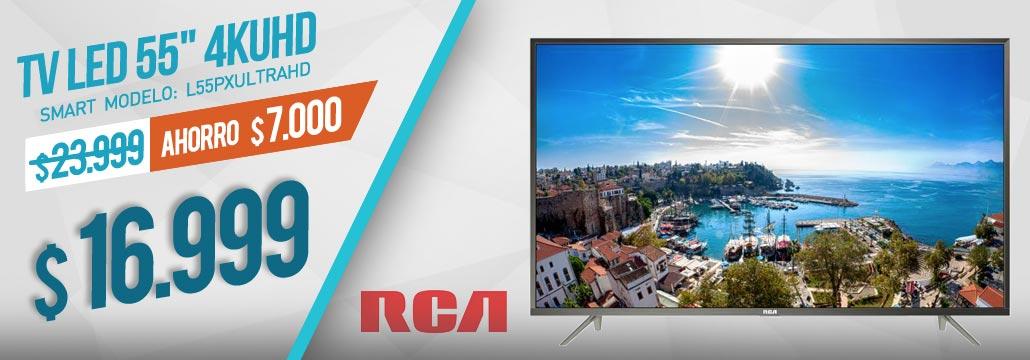 TV LED RCA 55