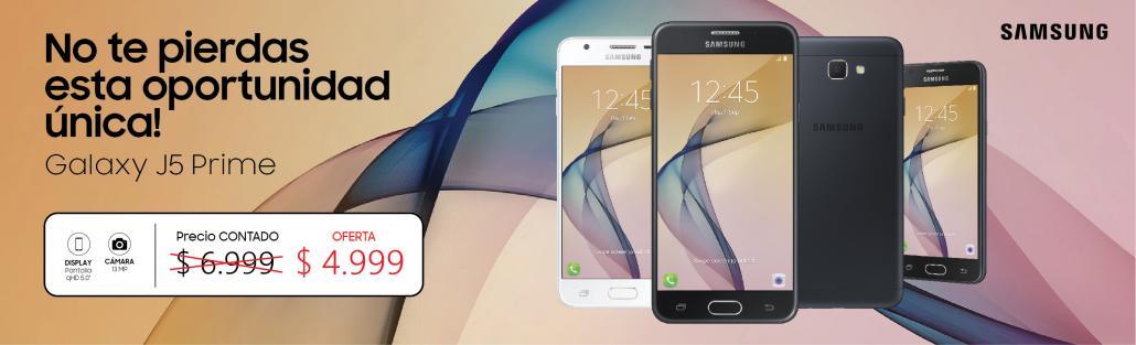 Banner Samsung J5