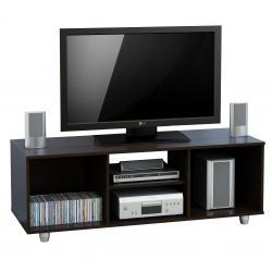 RACK PARA TV WENGUE 128X45X50CM