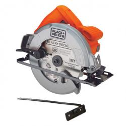 SIERRA CIRCULAR BLACK AND DECKER 1400W 185 MM
